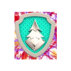 Everest's Badge.