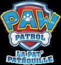 PAW Patrol La Pat' Patrouille Logo PAW Patrol French