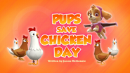 Pups Save Chicken Day (HQ)