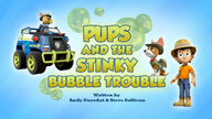 Pups and the Stinky Bubble Trouble (HQ)