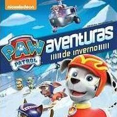 Brazilian cover (<i>Aventuras de Inverno</i>)
