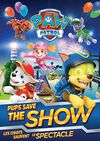 Pups Save the Show DVD cover