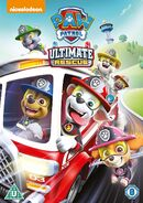 PAW Patrol Ultimate Rescue DVD UK