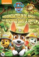 PAW Patrol Jungle Rescues DVD Belgium-Netherlands