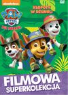 Psi patrol Kłopoty w dżungli DVD