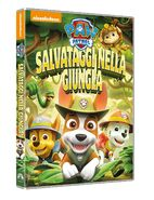 PAW Patrol Jungle Rescues DVD Italy