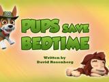 Pups Save Bedtime