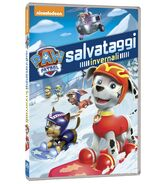 PAW Patrol Winter Rescues DVD Italy