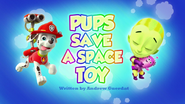 Pups Save a Space Toy (HD)
