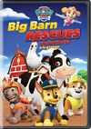 Big Barn Rescues - front cover