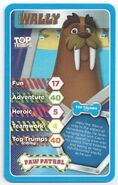 PAW Patrol - Walinda Mentioned on Wally the Walrus Card