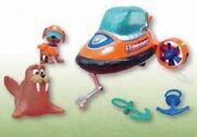PAW Patrol - Wally the Walrus Toy Prototype