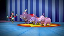 PAW Patrol Hippo Trick