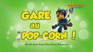 PAW Patrol La Pat' Patrouille Gare au pop-corn!