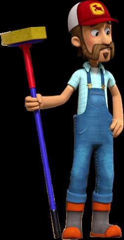 Farmer Al Paw Patrol Wiki Fandom Powered By Wikia