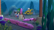 PAW Patrol Sea Patrol Pups Save the Pier Scene 32