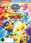 PAW Patrol Mighty Pups DVD New Zealand
