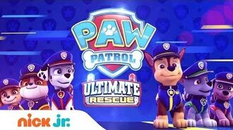 PAW Patrol NEW Ultimate Police Rescue 🚨 Premiering June 22nd Nick Jr.