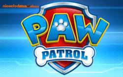 Щенячий патруль PAW Patrol Russian Logo