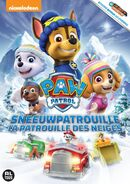 PAW Patrol The Great Snow Rescue DVD Belgium-Netherlands