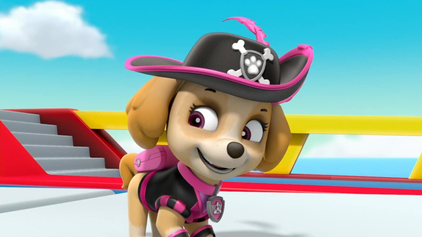 Sea Patrol Pirate Pups To The Rescue Quotes Paw Patrol