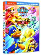 PAW Patrol Mighty Pups DVD Spain