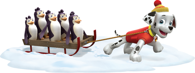 File:PAW Patrol Marshall with the Penguins Winter 1.png