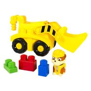 Spin Master Ionix Jr. PAW Patrol Rubble's Bulldozer Set
