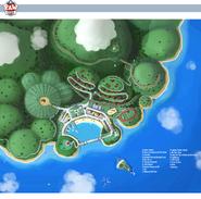 PAW Patrol Adventure Bay Concept Map 2012