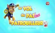 PAW Patrol La Pat' Patrouille Le Vol du Pat' Patrouilleur