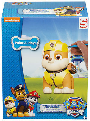 Image - Paw-Patrol-Paint-Your-Own-Figure-Art-Painting.jpg | PAW ...