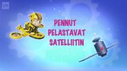 Ryhmä Hau Pennut pelastavat satelliitin