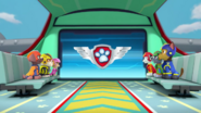 Air Patroller Mission Room