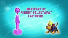 Ryhmä Hau Meripartio Pennut pelastavat laiturin!