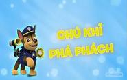 Những chú chó cứu hộ Chú khỉ phá phách