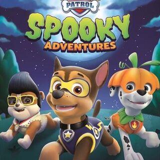Australian cover (<i>Spooky Adventures</i>)