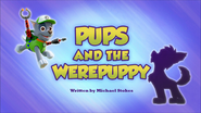 Pups and the Werepuppy (HQ)