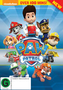 PAW Patrol DVD New Zealand