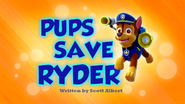 Pups Save Ryder (HD)
