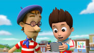 PAW Patrol Pups Save the Critters Ryder and Francois Turbot 2