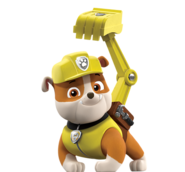 PAW Patrol Rubble Nick Asia