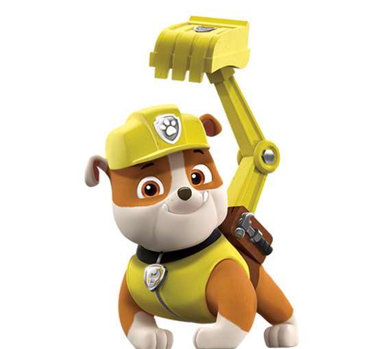 Image result for rubble paw patrol