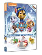 PAW Patrol The Great Snow Rescue DVD Italy