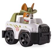 PAW Patrol Tracker Toy Figure Rescue Racers 1