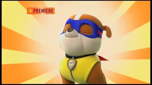 Pups Save a Super Pup (Nick USA promo)