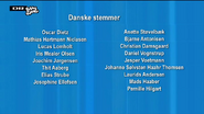 PAW Patrol Danish Cast Credits