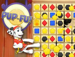 PAW Patrol NickJr.com Game Pup-Fu!