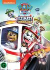 PAW Patrol Ultimate Rescue DVD New Zealand