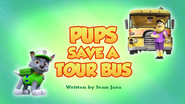 Pups Save a Tour Bus (HQ)