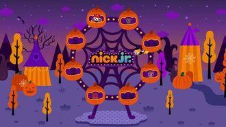 Nick Jr. Halloween Paw Patrol ID